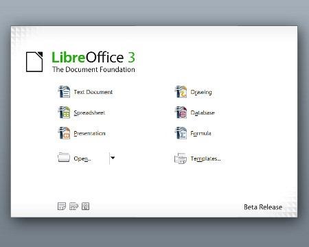 LibreOffice programmi per ufficio gratuiti