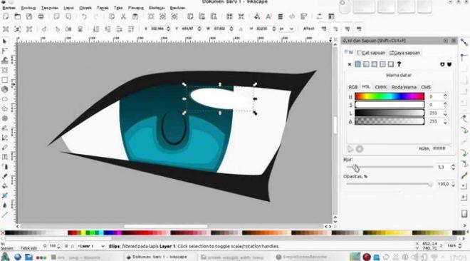 """Con Inkscape la grafica vettoriale diventa """"libera"""""""