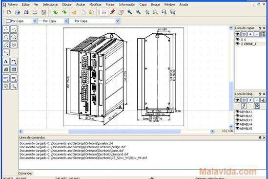 LibreCAD: il disegno 2D per tutti