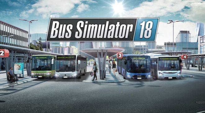 Con Bus Simulator 18 diventi un bravo autista di autobus