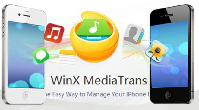 Back up dei file: come funziona WinX MediaTrans