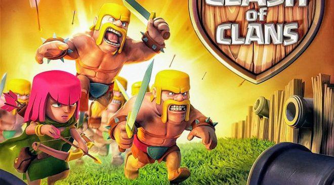 Clash of Clans, il più popolare fra i giochi di strategia