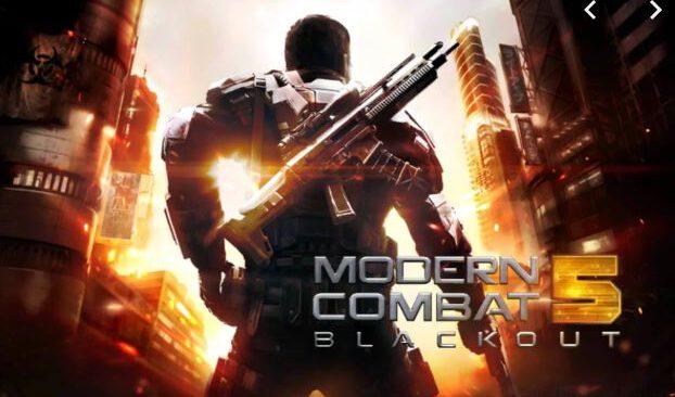 Modern Combat 5 Blackout, azione garantita