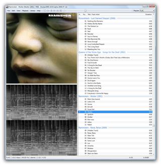 Foobar2000 è il freeware per le Playlist