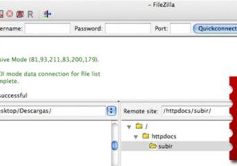 FileZilla FTP dei tempi moderni