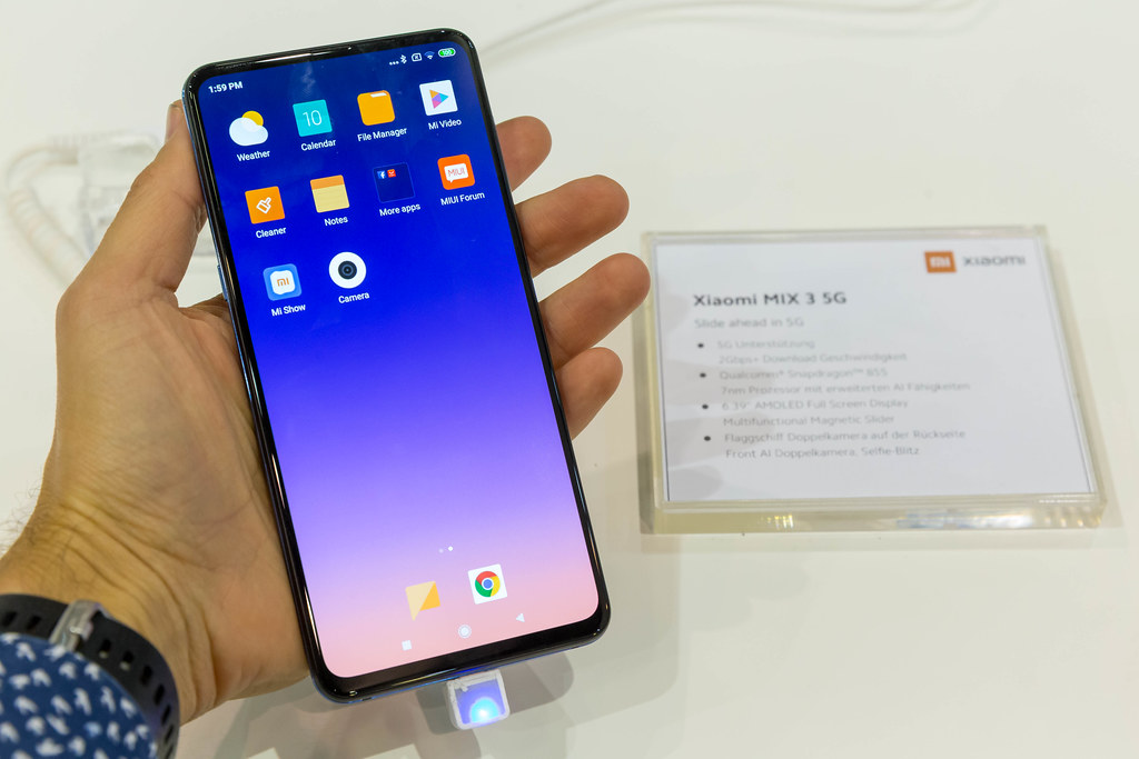 Xiaomi Mi 11 e Mi Mix 4: Snapdragon 875 e display con risoluzione 2K