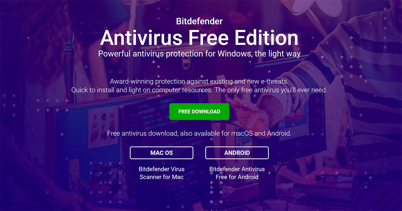Il Miglior Antivirus Gratis Del 2020: 6 Software Per La Sicurezza Online - BitDefender