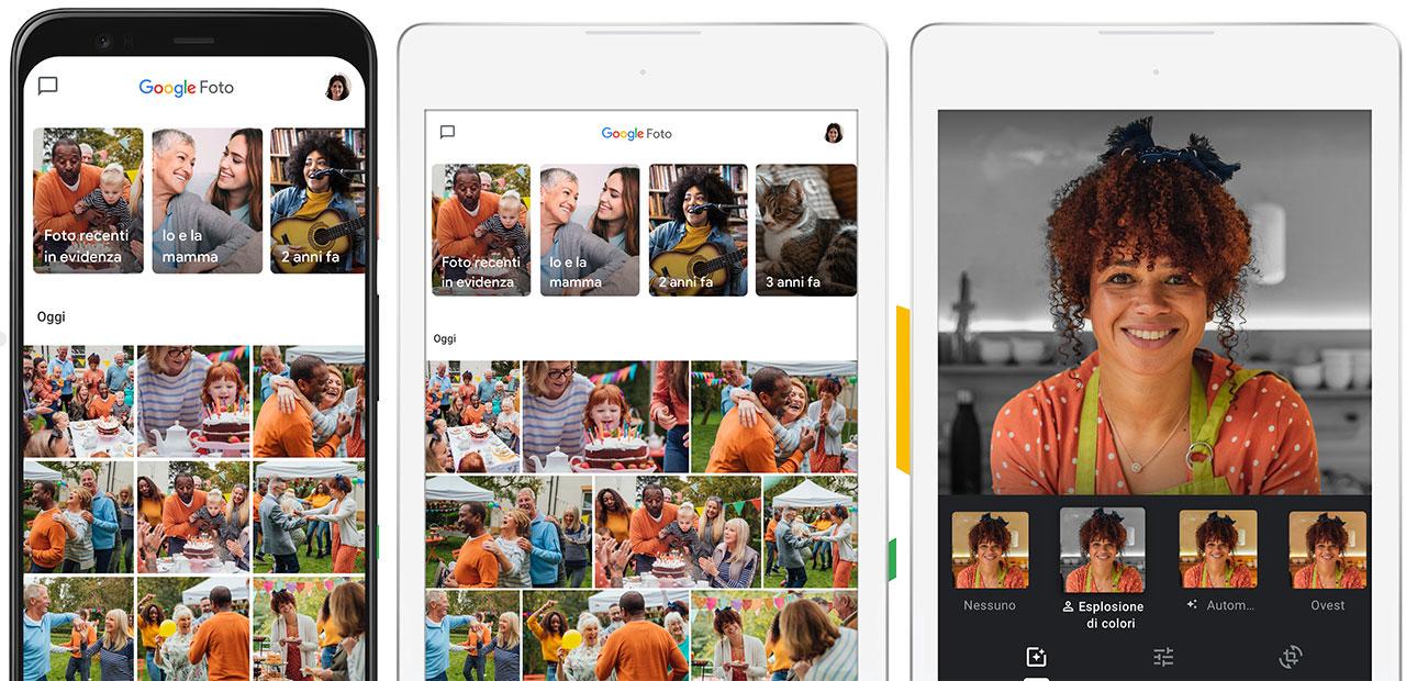 Le 10 Migliori App Gratis Per La Fotografia Su Android: Google Foto