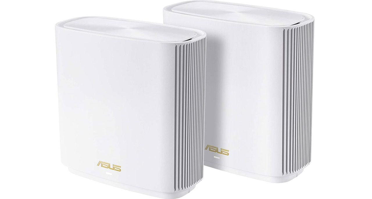 Migliori Router Wi-Fi Mesh 2021: Come Aumentare Portata e Velocità Del Wi-Fi: Asus ZenWiFi AC