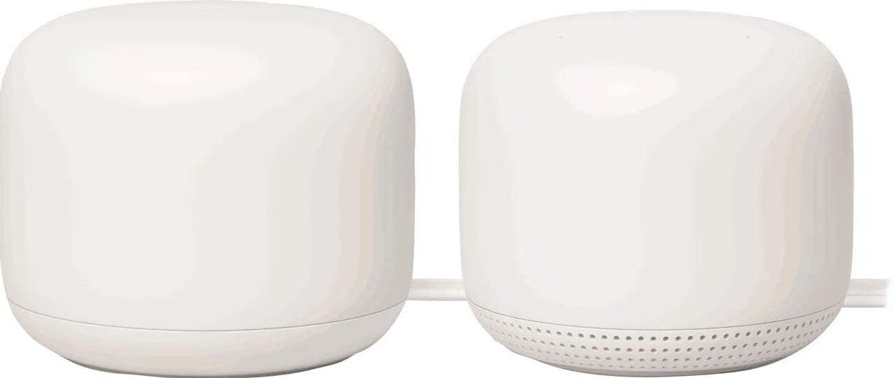 Migliori Router Wi-Fi Mesh 2021: Come Aumentare Portata e Velocità Del Wi-Fi: Google Nest Wi Fi