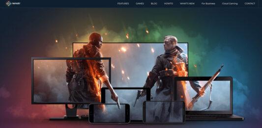 Riprodurre In Streaming i Giochi Per PC Sullo Smartphone Con Remotr