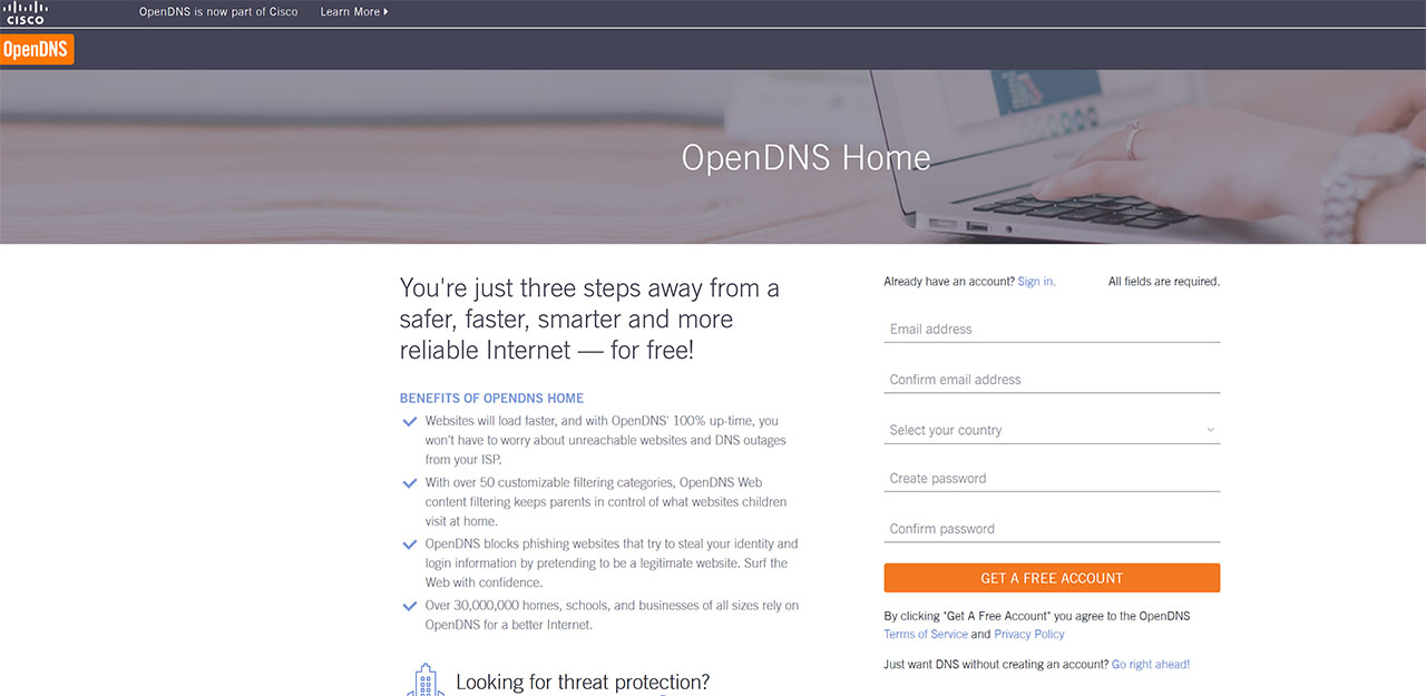 I Migliori Firewall Gratuiti Per Il 2021: Sophos XG Firewall Home Edition: OpenDNS Home