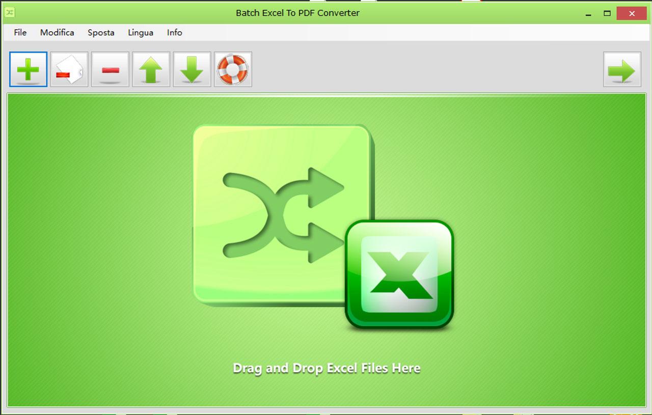 Come Convertire Molti File Excel In File PDF Gratis
